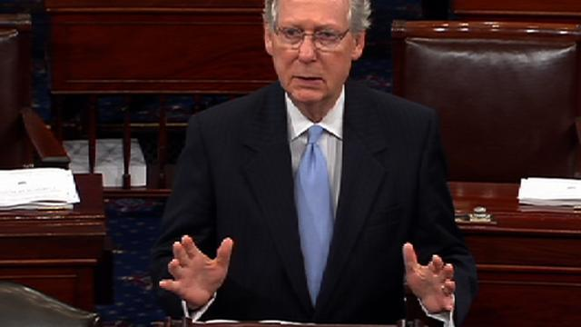 "McConnell: ""Ideological targeting"" allegations ""continuing to multiply"""