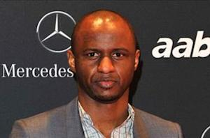 Patrick Vieira: Manchester City and New York City FC will share playing philosophy