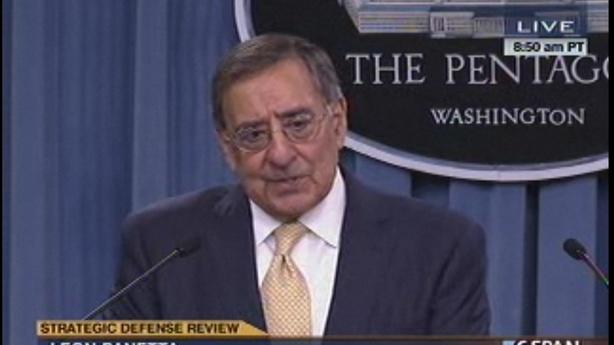 Leon Panetta: We Will Have to Develop a Smaller, Leaner Force