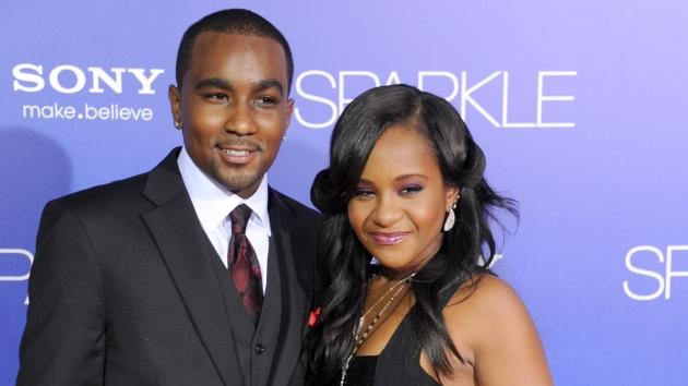 Bobbi Kristina Brown and Nick Gordon arrive at the Los Angeles premiere of 'Sparkle' at Grauman's Chinese Theatre on August 16, 2012 in Hollywood -- Getty Premium