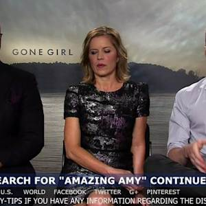Neil Patrick Harris, Tyler Perry and Kim Dickens on 'Gone Girl' and Fincher's process