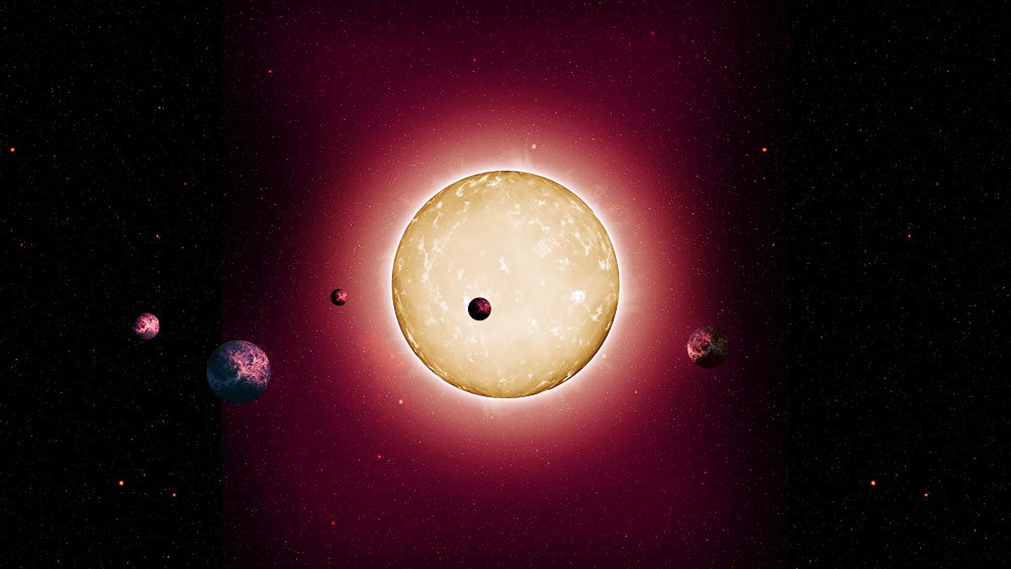 Astronomers find oldest known star with Earth-like planets