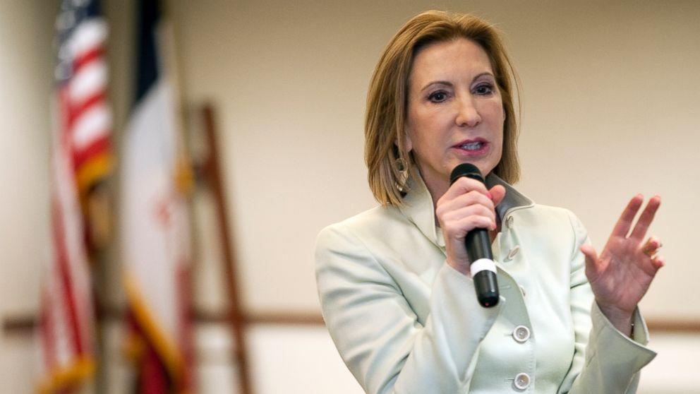 Carly Fiorina Says Knowledge of Medieval History Will Help Her Defeat ISIS