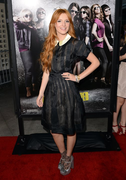 "Premiere Of Universal Pictures And Gold Circle Films' ""Pitch Perfect"" - Arrivals"