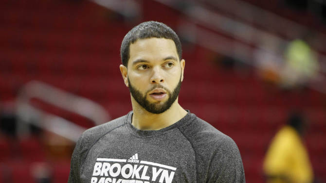 NBA: Brooklyn Nets at Houston Rockets