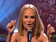 Kristin Chenoweth Croons to Anthony Weiner: 'I'll Teach You to Zip Your Fly' (Video)