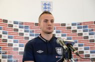 Tom Cleverley is thankful for his experience in the Team GB squad this summer