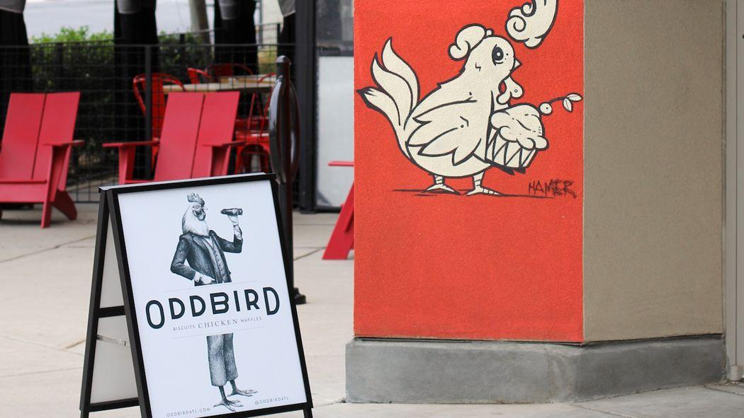 Oddbird's Run at West Egg Cafe Is Coming to an End