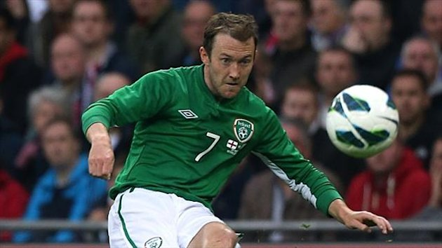 Aiden McGeady, pictured, believes whoever succeeds Giovanni Trapattoni will come in for criticism no matter what he does
