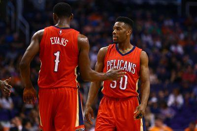 Tyreke Evans' return from injury gives the injury-riddled Pelicans a huge boost
