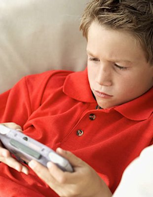 Kids who play more violent video games are more likely to fantasize about violence.