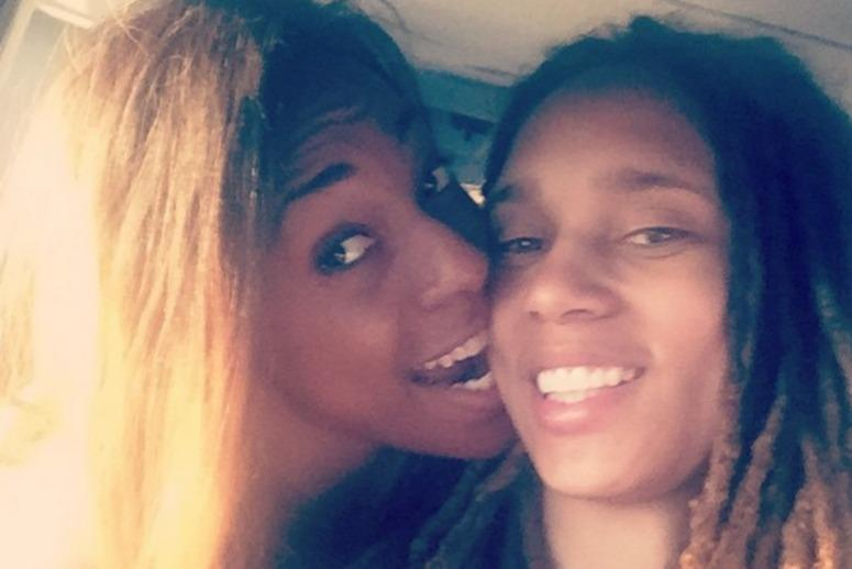 After Alleged Domestic Violence Incident, Brittney Griner and Glory Johnson Still Plan to Wed
