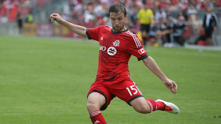 MLS: Real Salt Lake at Toronto FC