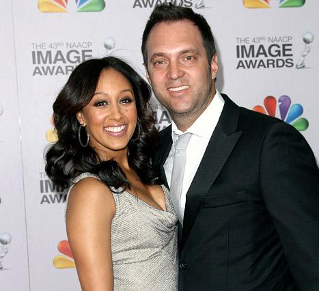 Tamera Mowry Gives Birth to Son Aden John Tanner Housley!