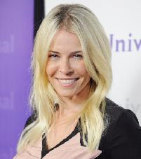Chelsea Handler arrives at the NBC Universal All-Star Party at The Athenaeum, Pasadena, on January 6, 2012 -- Getty Images