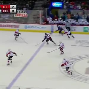 Ottawa Senators at Colorado Avalanche - 11/25/2015