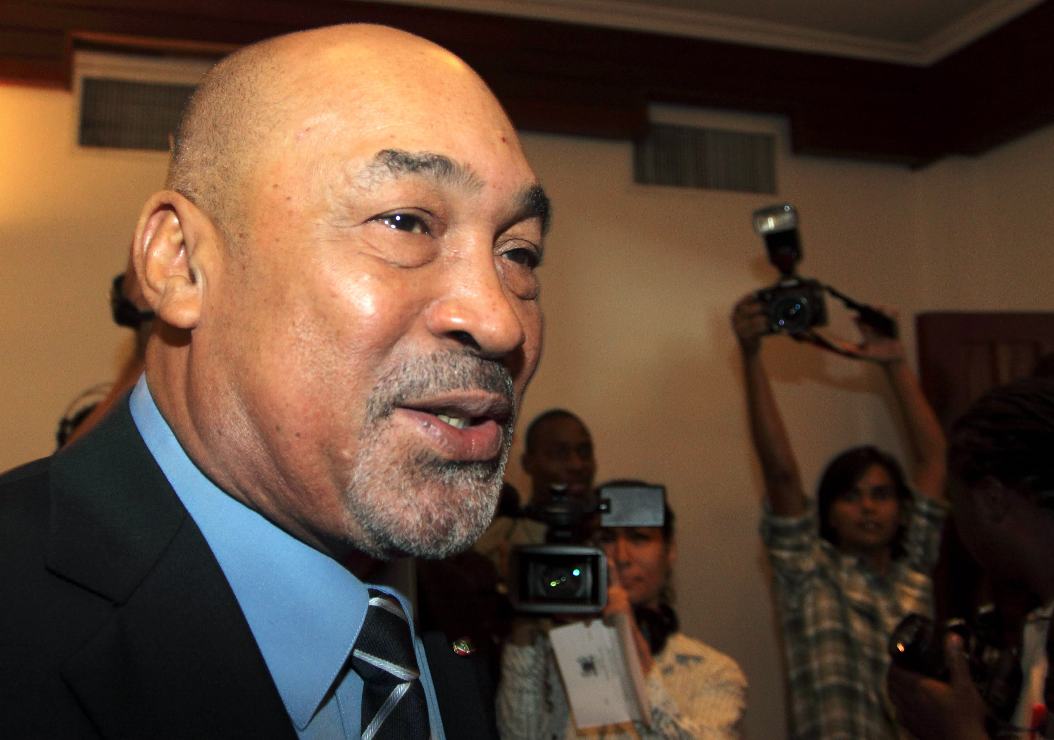 Elections in Suriname to decide gov't for next 5 years