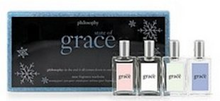 philosophy state of grace mini fragrance wardrobe