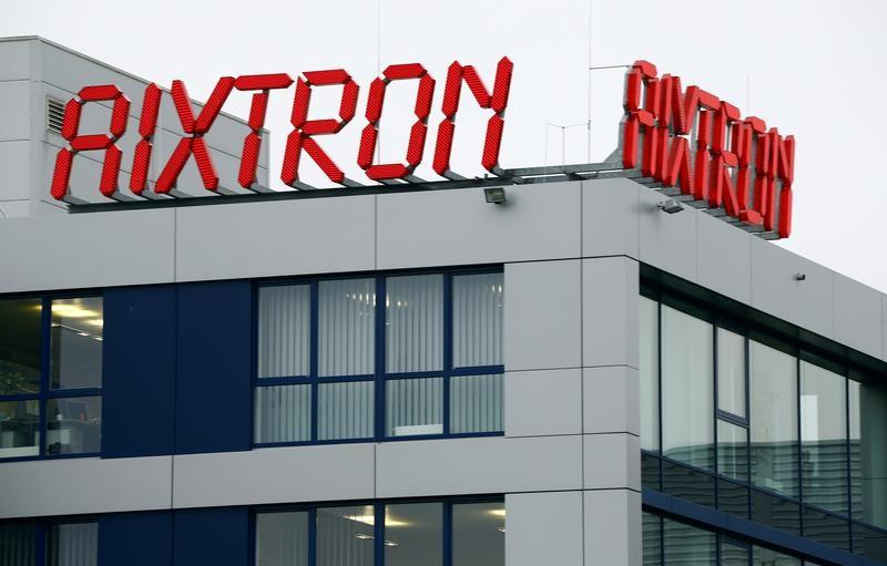 Aixtron will have to cut costs, jobs if U.S. blocks China deal