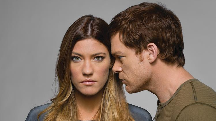 4. Final season of Dexter (also ending Fringe, 30 Rock, The Office, Private Practice)