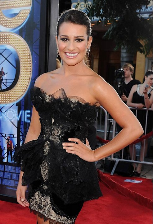 Lea Michele GleeD Pr