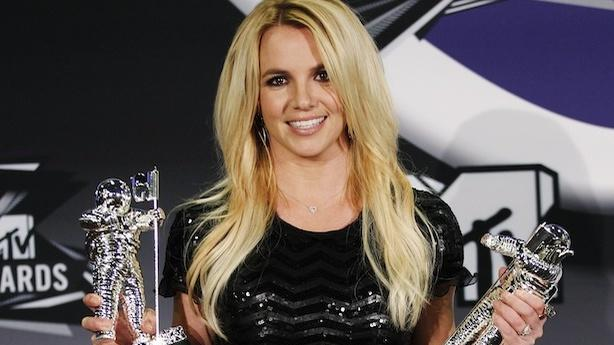 Britney Spears About to Have Job Again
