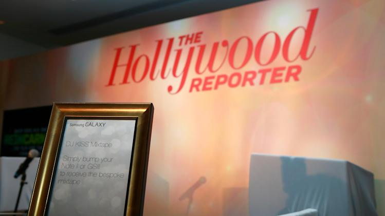 A general view of the atmosphere at The Hollywood Reporter Nominees Night Presented by Samsung Galaxy at Spago on Monday, Feb. 4, 2013, in Beverly Hills, Calif. (Photo by Ben Cohen/Invision for The Hollywood Reporter/AP Images)