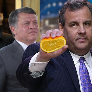 NJ Gov. Chris Christie Gives the 'Full Christie'