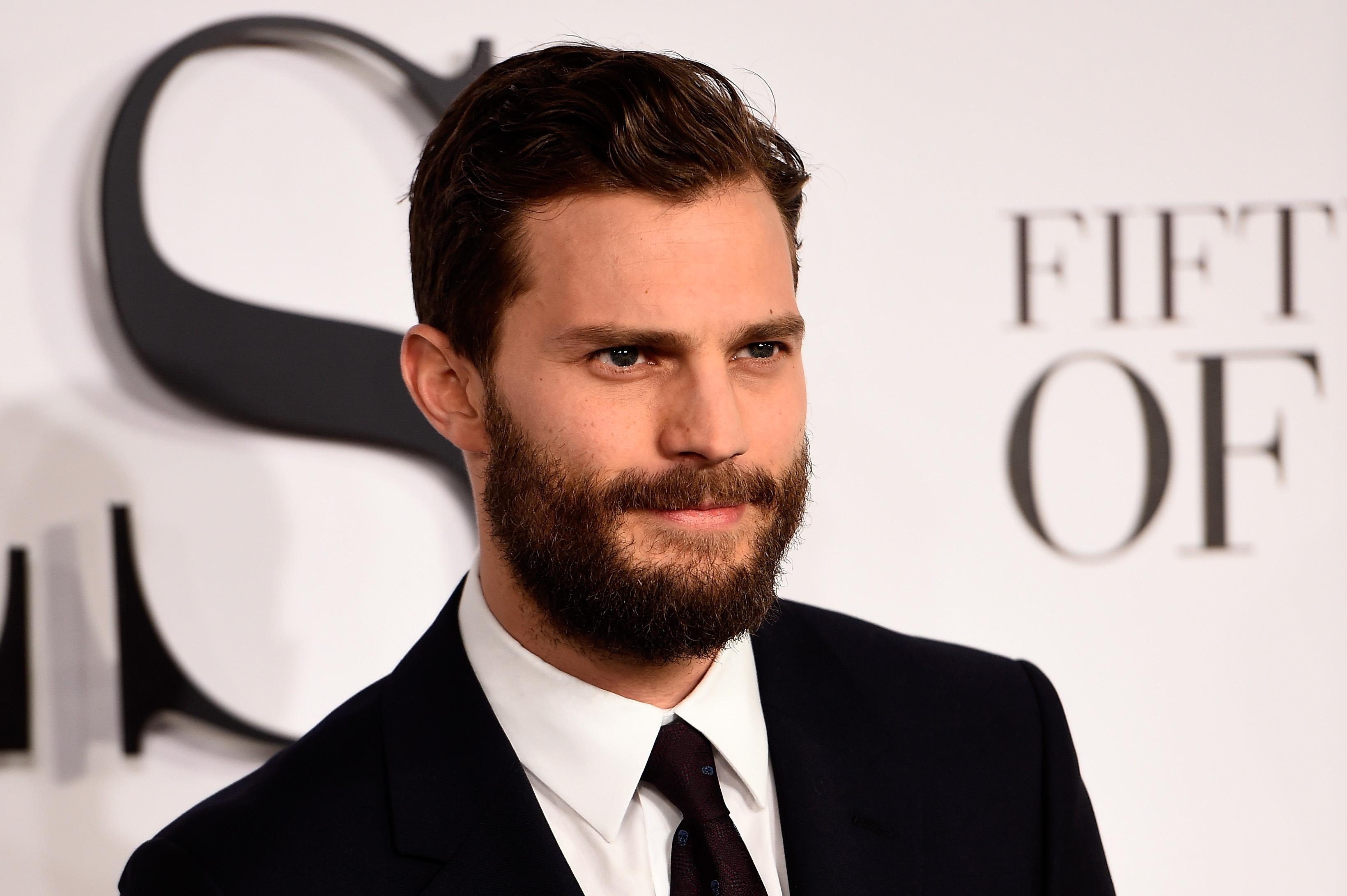 "Dornan ""looking forward"" to next ""Fifty Shades"" film"