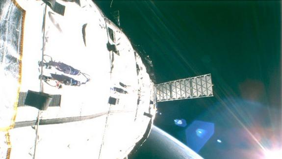 NASA Deal May Put Inflatable Private Module on Space Station