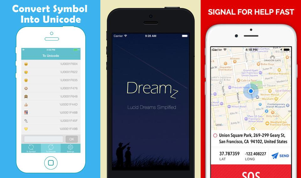13 paid iPhone apps on sale for free for a limited time