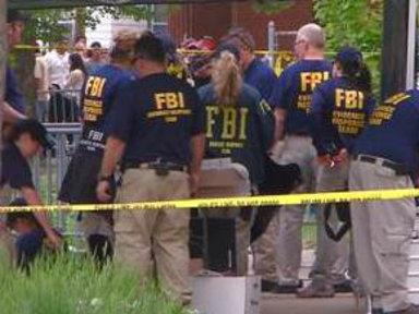 FBI Searches Ohio House Where Women Were Held