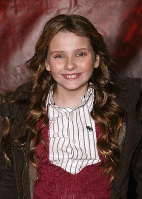 Abigail Breslin at the New York City premiere of Walt Disney Pictures' National Treasure: Book of Secrets