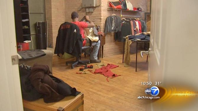 Center hopes to nurture fledgling Chicago fashion designers