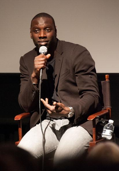 Omar Sy Tells How 'Intouchables' Turned a Comic Into One of France's Most Touching Actors
