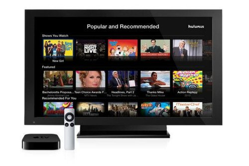How to get Hulu Plus in the UK, even though it is not available. Home Cinema, Apple TV, hulu plus, Hulu, Apple 0