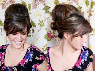 5 retro hairstyles to try right now