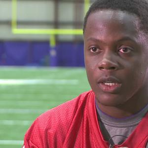 Mike Max Goes 1-On-1 With Teddy Bridgewater