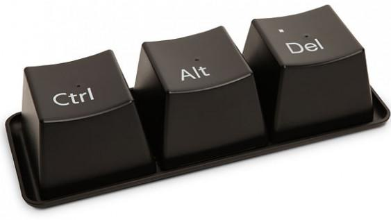 This is where Ctrl+Alt+Del came from