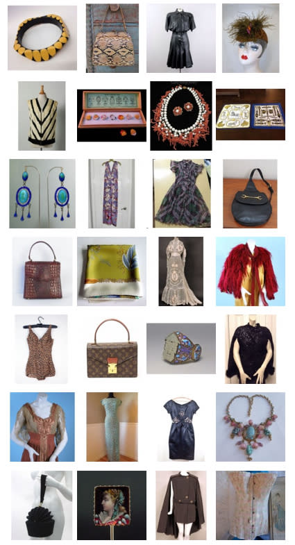 Weekly Roundup of eBay Vintage Clothing Finds