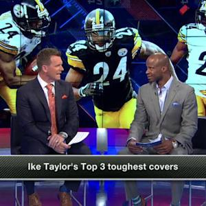 Ike Taylor's Top 3 toughest covers