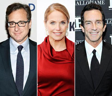 Katie Couric Dated Bob Saget, Jeff Probst, Turned Down Michael Jackson