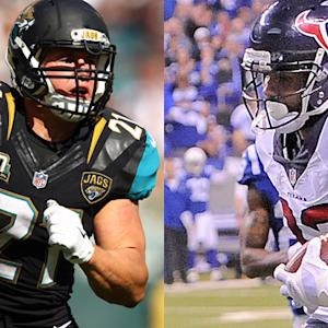 Jaguars at Texans Preview