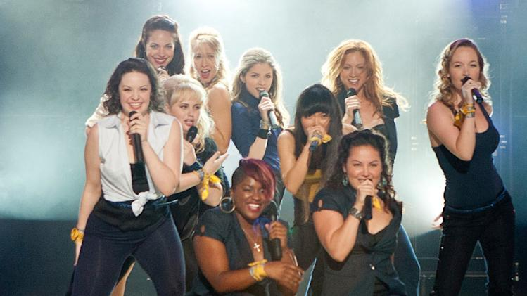 Pitch Perfect Stills