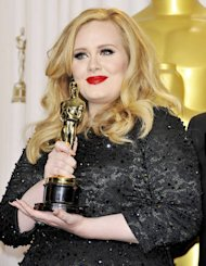 Adele was global best-seller of 2012