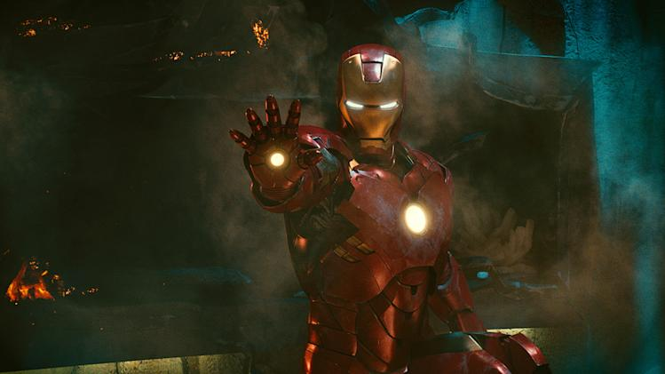 Top Box Office of 2010 Iron Man 2