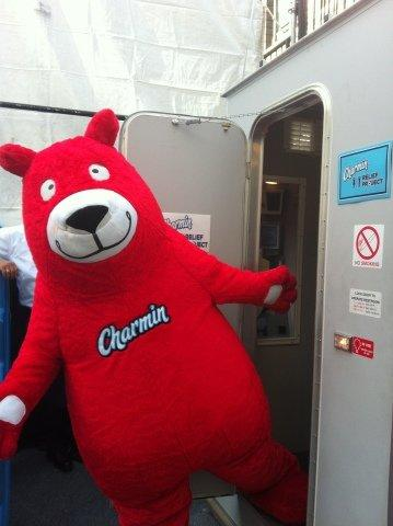 "Multimedia of Charmin Supporting ""Swim for Relief"" Event Available on Business Wire's Website and AP PhotoExpress"