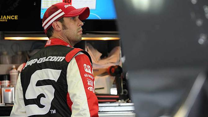 Title would complete Hornish's NASCAR transition