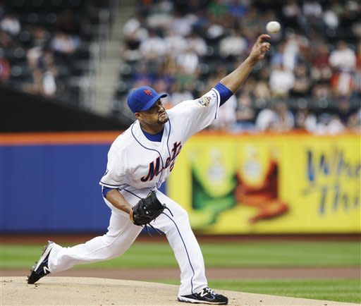 Santana and Mets shut out Orioles 5-0 again