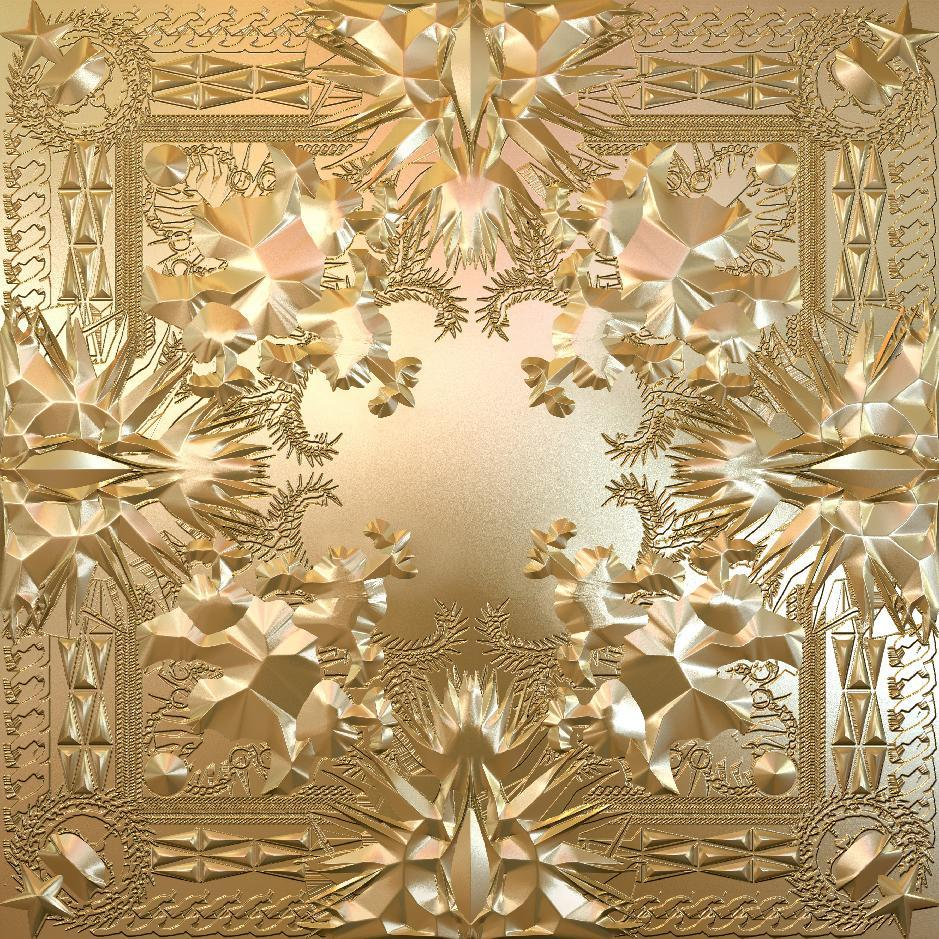 "In this CD cover image released by Roc-A-Fella / Def Jam Recordings / Roc Nation, ""Watch the Throne,"" a release by Jay-Z & Kanye West, is shown. (AP Photo/ Roc-A-Fella / Def Jam Recordings / Roc Nation)"